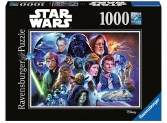 Ravensburger Puzzle 198887 Disney Star Wars: limitovaná edice 7 1000 dílků