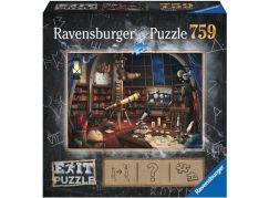 Ravensburger puzzle 199501 Exit Puzzle Hvězdárna 759 dílků