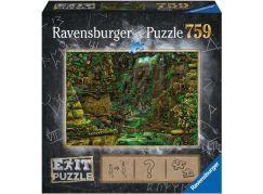 Ravensburger puzzle 199518 Exit Puzzle Chrám v Ankor 759 dílků