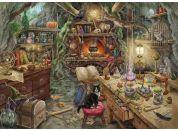 Ravensburger puzzle 199525 Exit Puzzle Kouzelnická kuchyně 759 dílků