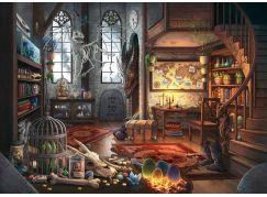 Ravensburger puzzle 199549 Exit Puzzle Dračí laboratoř 759 dílků