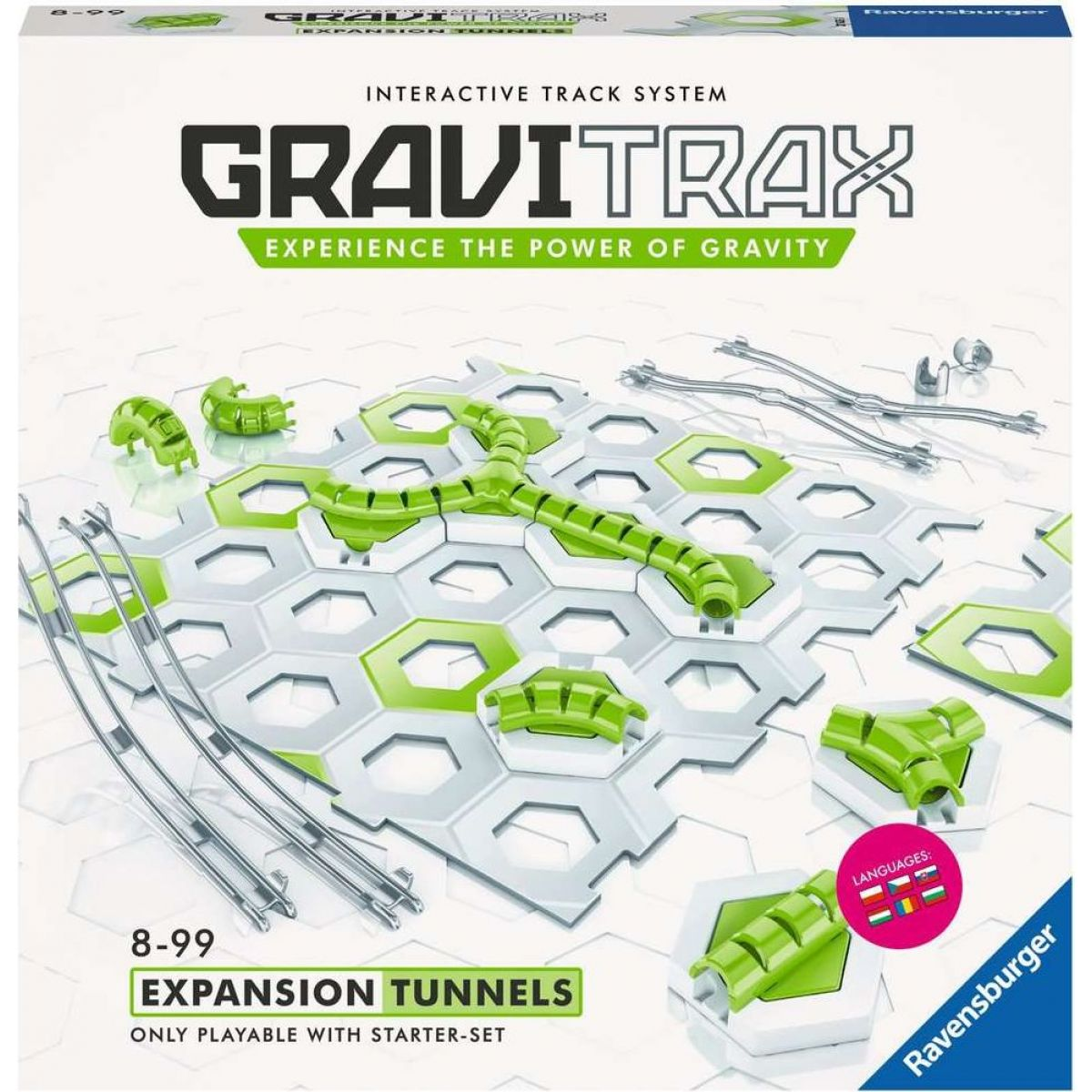 Ravensburger puzzle GraviTrax Tunely