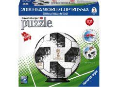 Ravensburger Puzzle 3D Adidas Mistrovství světa ve fotbalu 540 dílků