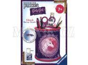 Ravensburger Puzzle 3D Girly Girl Stojan na tužky - Jednorožec