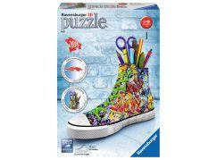 Ravensburger Puzzle 3D Kecka Graffiti 108 dílků