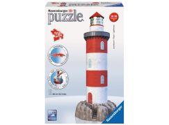 Ravensburger Puzzle 3D Maják v příboji 216d