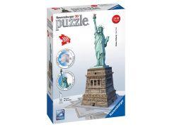 Ravensburger Puzzle 3D Socha Svobody 108dílků