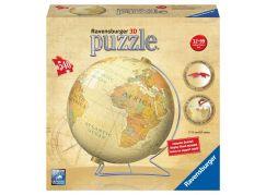 Ravensburger Puzzle 3D Starodávný glóbus 540 dílků