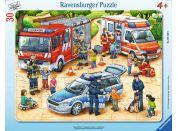 Ravensburger Puzzle 61440 Záchranná práce 30 dílků