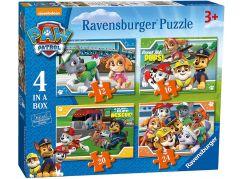 Ravensburger Puzzle 69361 Tlapková Patrola 12 16 20 24 dílků