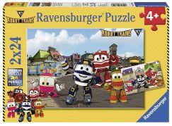 Ravensburger Puzzle 78226 Roboti 2x24 dílků