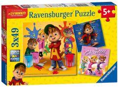 Ravensburger Puzzle 80441 Alvin 3x49 dílků