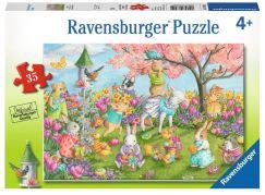 Ravensburger Puzzle 87952 Egg Hunt 35 dílků