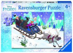 Ravensburger Puzzle 96350 Disney Ledové království: Přátelství na vždy 60 dílků