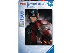 Ravensburger puzzle Avengers: Captain America 150 dílků