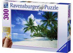Ravensburger puzzle Bora Bora, Pacifik 300 dílků