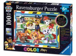 Ravensburger Puzzle Color Tlapková Patrola 100XXL dílků