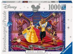 Ravensburger Puzzle Disney 197460 Kráska a zvíře 1000 dílků