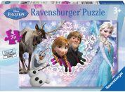 Ravensburger Puzzle Disney Ledové království 35 dílků