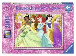 Ravensburger Puzzle Disney Princezny 200XXL dílků