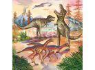 Ravensburger Puzzle Fascinující dinosauři 3x 49 dílků 4