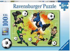 Ravensburger Puzzle Fotbalová horečka 100 XXL dílků