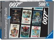 Ravensburger Puzzle James Bond 007 Retro 500 dílků