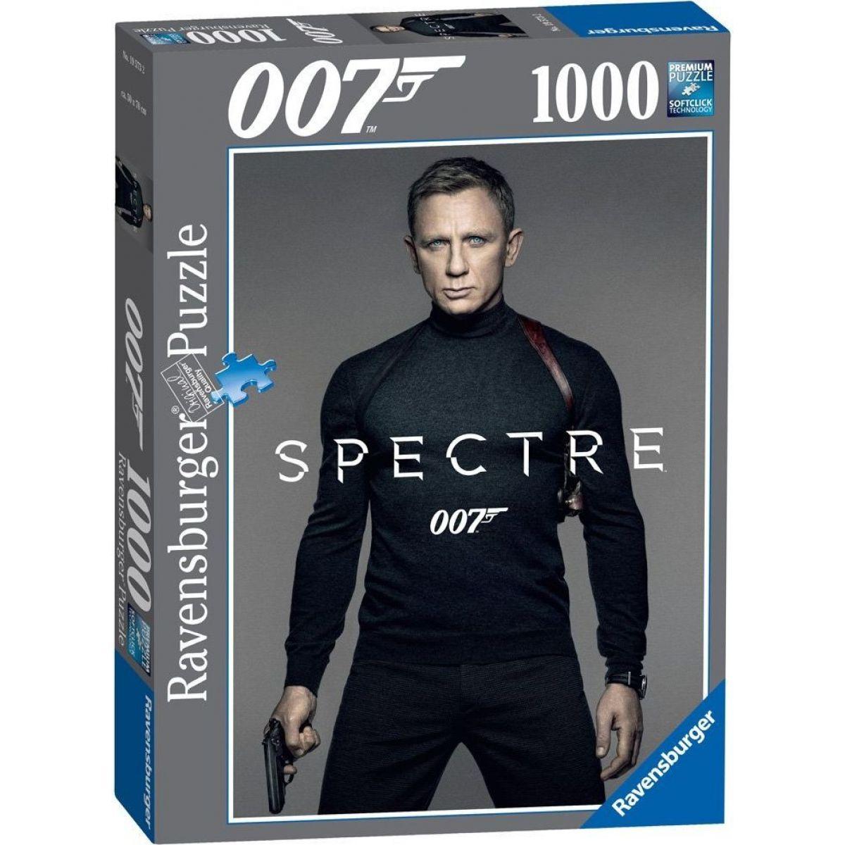 Ravensburger Puzzle James Bond 007 Spectre 1000 dílků