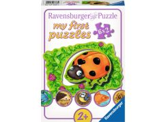 Ravensburger puzzle Kde žijí zvířata 6x2 dílků