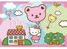 Ravensburger Puzzle Kitty se vznáší 2x12 dílků 2