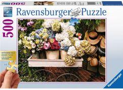 Ravensburger Puzzle Květiny 500 dílků