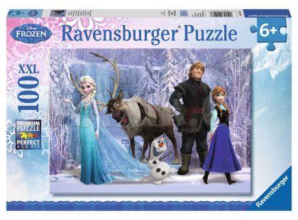 Ravensburger Puzzle Ledové království 100d XXL