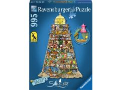 Ravensburger puzzle Maják 995 dílků