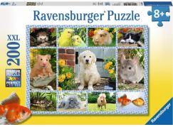 Ravensburger Puzzle Moje první domácí zvíře 200 dílků
