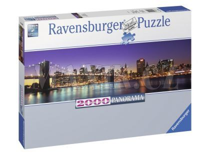 Ravensburger Puzzle New York City 2000 dílků