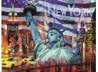 Ravensburger Puzzle New York koláž 2000dílků 2