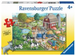 Ravensburger Puzzle 96404 Okolí farmy 60 dílků