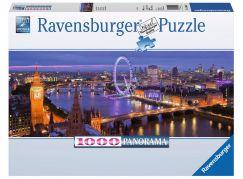 Ravensburger Puzzle Panorama 150649 Noc v Londýně 1000 dílků