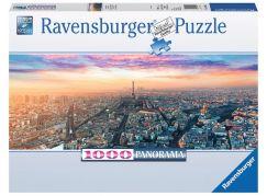Ravensburger Puzzle Panorama 150892 Dawn v Paříži 1000 dílků