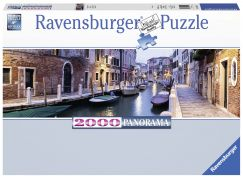 Ravensburger Puzzle Panorama 166121 Benátky 2000 dílků