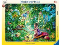 Ravensburger Puzzle Pohádková kouzla 40 dílků