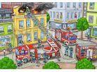 Ravensburger Puzzle Policie a hasiči 2x12 dílků 2