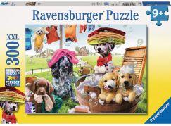Ravensburger puzzle Praní prádla 300 dílků