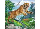 Ravensburger Puzzle Pravěká zvířata 3x49dílků 2