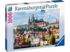 Ravensburger puzzle Pražský hrad 1000 dílků