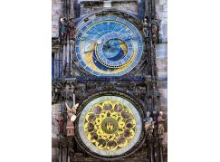 Ravensburger Puzzle Pražský Orloj 1000 dílků