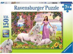 Ravensburger Puzzle Premium 100088 Překrásná princezna 150 XXL dílků