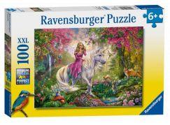 Ravensburger Puzzle Premium 106417 Magická jízda 100 XXL dílků
