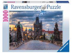 Ravensburger Puzzle Procházka po Karlově mostě 1000 dílků