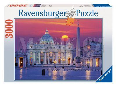 Ravensburger Puzzle St. Peter's Katedrála Řím 3000 dílků